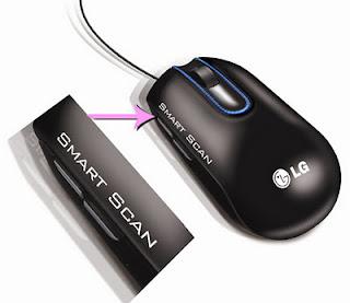 Mouse Scanner, LG LSM-100